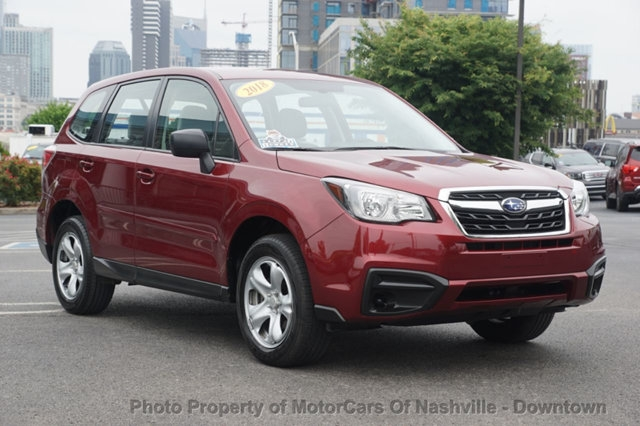 Subaru Forester 2018 price $21,998