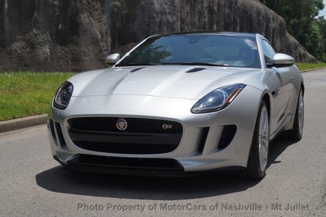 Jaguar F-TYPE 2016 price $47,998