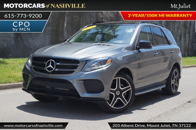 Mercedes-Benz GLE 2018 price $47,998