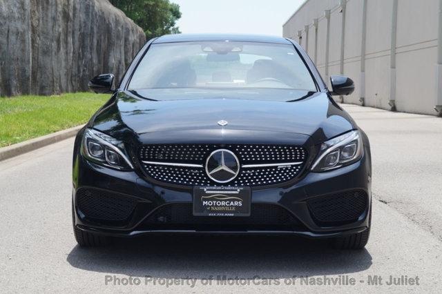Mercedes-Benz C-Class 2018 price $43,998