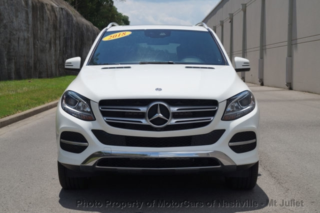 Mercedes-Benz GLE 2018 price $37,998