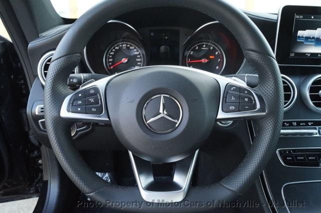 Mercedes-Benz C-Class 2018 price $38,998