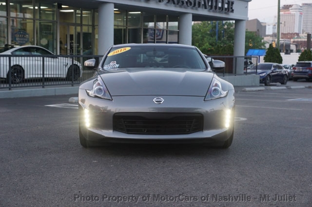Nissan 370Z Coupe 2018 price $28,699
