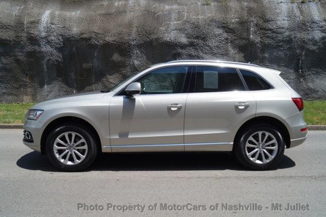 Audi Q5 2016 price $23,998