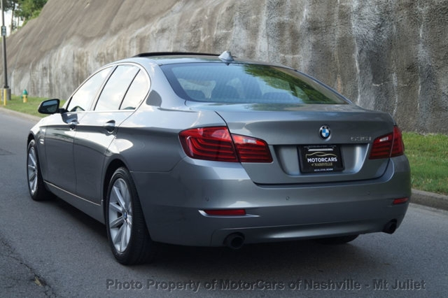 BMW 5 Series 2014 price $20,899