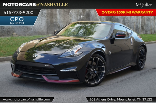 Nissan 370Z Coupe 2018 price $32,998