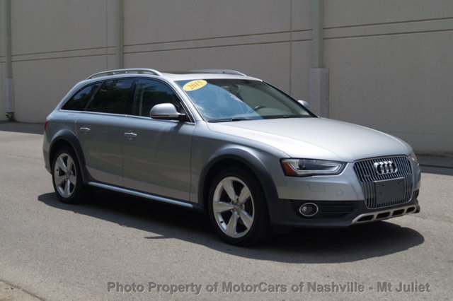 Audi allroad 2015 price $22,799