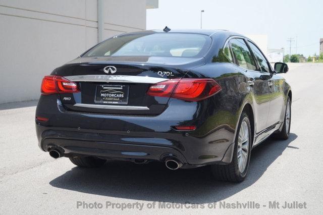 INFINITI Q70L 2015 price $24,699