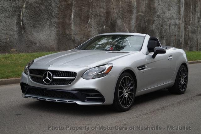 Mercedes-Benz SLC 2017 price $40,599