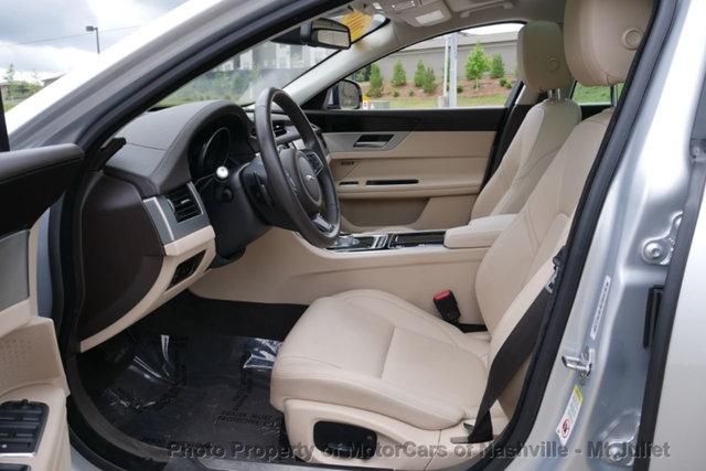 Jaguar XF 2016 price $26,899
