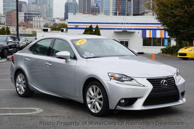 Lexus IS 200t 2016 price $21,699