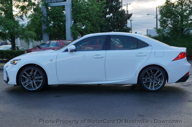 Lexus IS 2017 price $28,699
