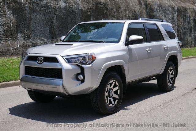 Toyota 4Runner 2019 price $35,499