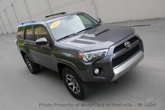 Toyota 4Runner 2019 price $35,998