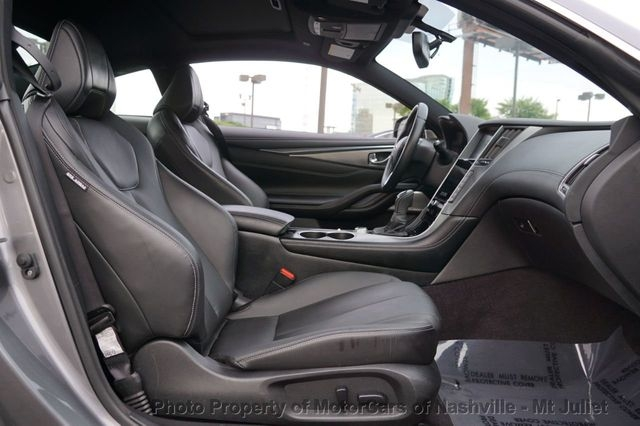 INFINITI Q60 2018 price $29,699