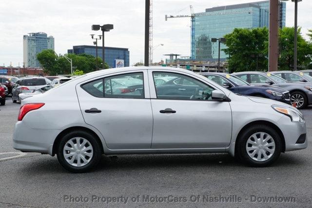 Nissan Versa 2016 price $8,299
