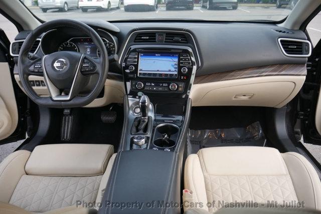 Nissan Maxima 2016 price $20,998