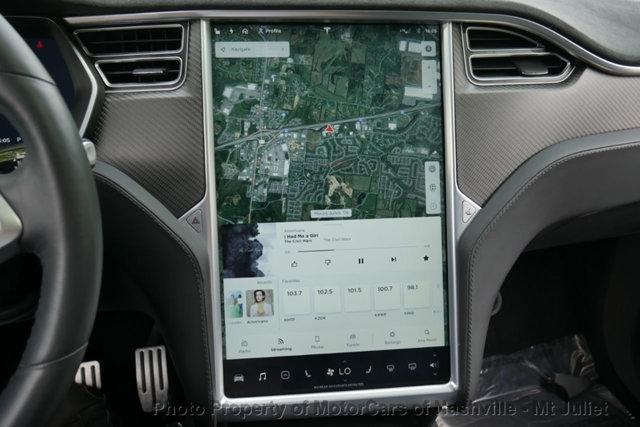 Tesla Model X 2016 price $74,899