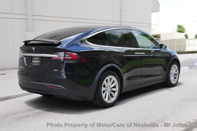 Tesla Model X 2017 price $76,998