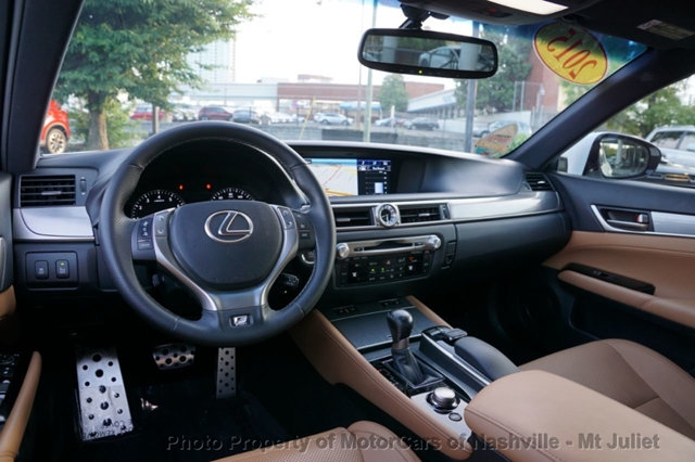 Lexus GS 350 2015 price $25,998