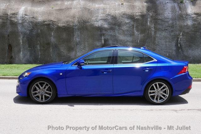 Lexus IS 350 2016 price $28,998