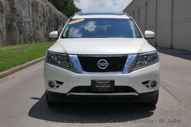 Nissan Pathfinder 2016 price $26,998