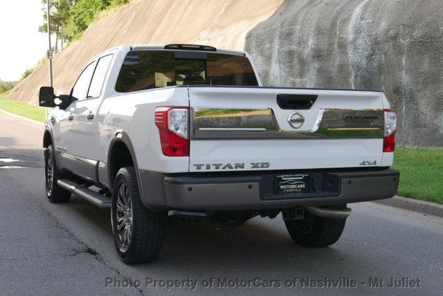 Nissan Titan XD 2018 price $43,299