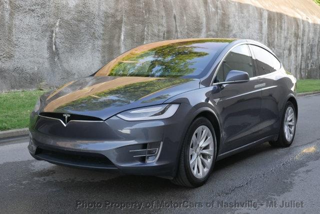 Tesla Model X 2016 price $63,998