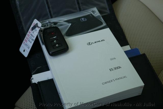 Lexus ES 300h 2016 price $27,399