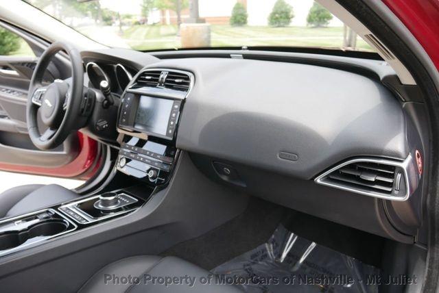 Jaguar XE 2017 price $20,699