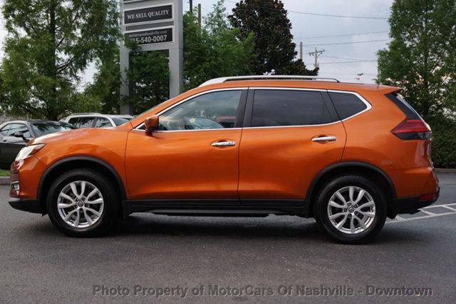 Nissan Rogue 2017 price $14,299