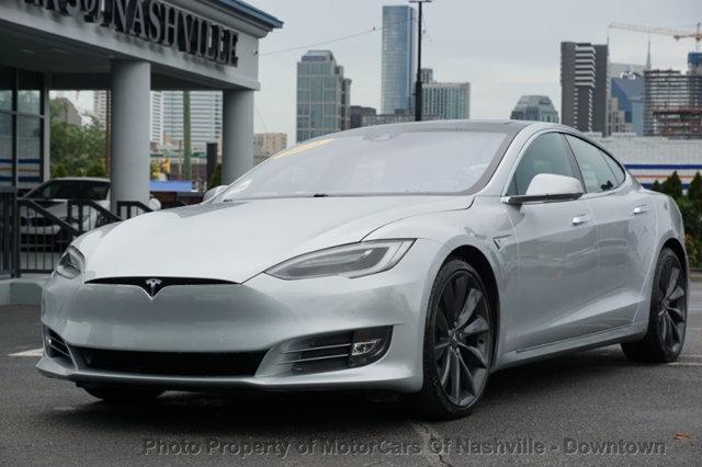 Tesla Model S 2016 price $61,599