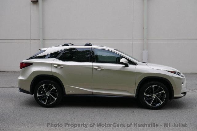 Lexus RX 450h 2016 price $35,499