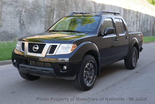 Nissan Frontier 2016 price $26,599
