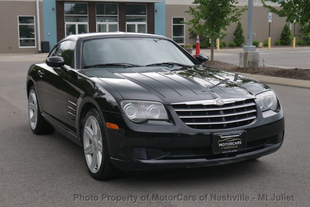 Chrysler Crossfire 2007 price $7,299