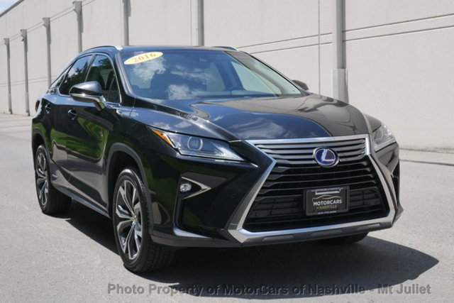 Lexus RX 450h 2016 price $38,299