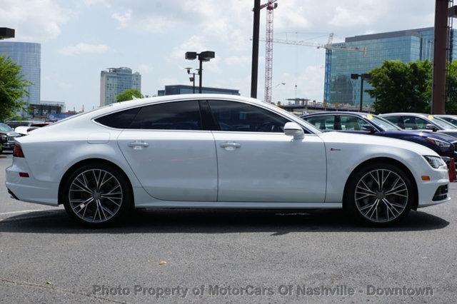Audi A7 2016 price $39,699