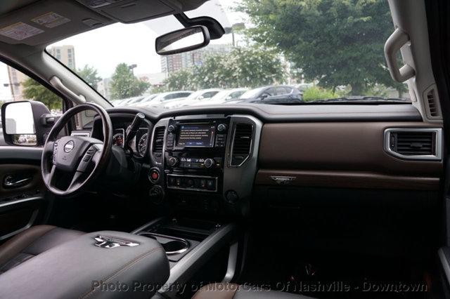 Nissan Titan XD 2018 price $45,499