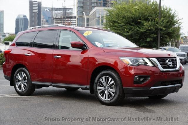 Nissan Pathfinder 2018 price $25,899
