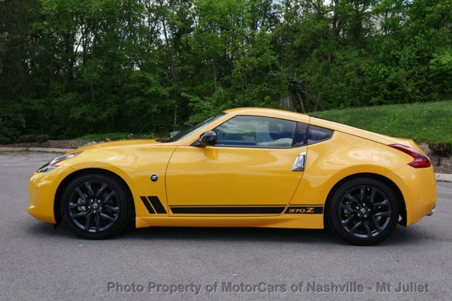 Nissan 370Z Coupe 2018 price $26,599