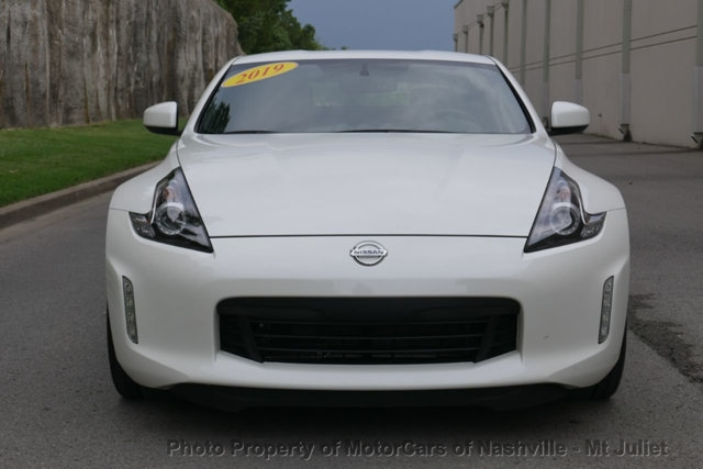 Nissan 370Z Coupe 2019 price $31,699