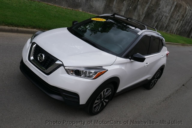 Nissan Kicks 2018 price $17,998