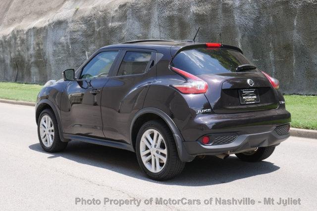 Nissan JUKE 2015 price $15,923