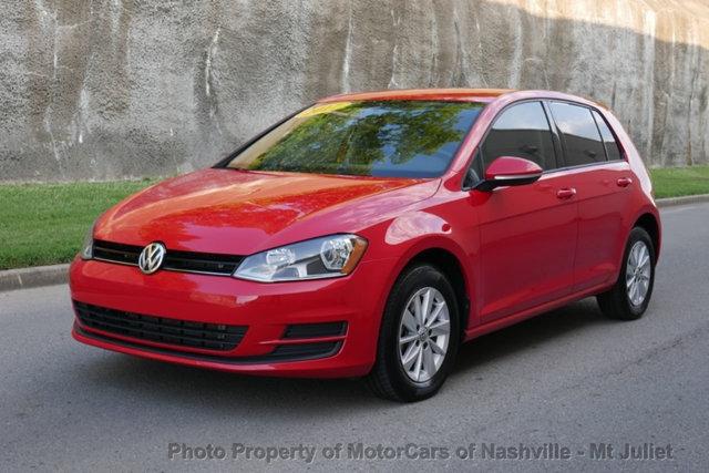 Volkswagen Golf 2017 price $16,423