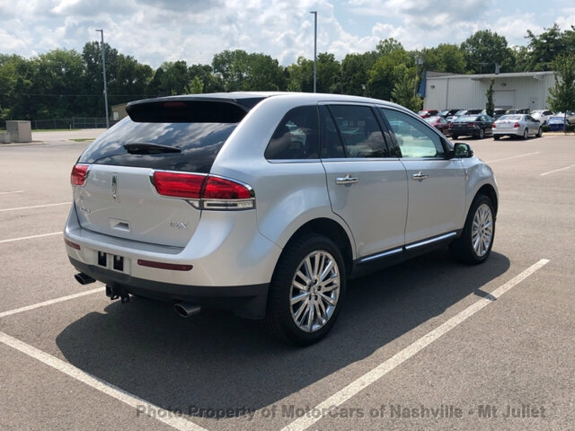 Lincoln MKX 2013 price $8,923