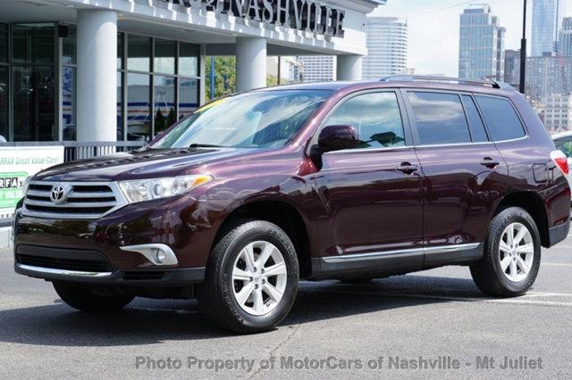 Toyota Highlander 2013 price $18,499