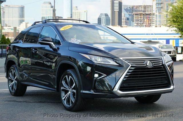 Lexus RX 350 2016 price $30,980
