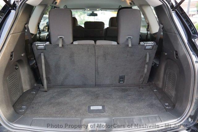 Nissan Pathfinder 2018 price $25,699