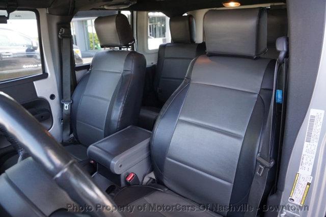 Jeep Wrangler Unlimited 2010 price $19,950
