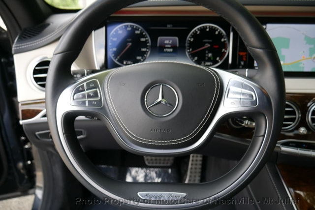 Mercedes-Benz S-Class 2017 price $49,998